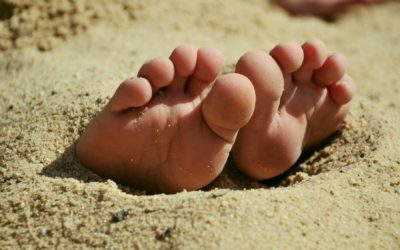 Le pied, c'est les vacances !