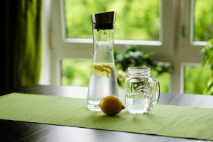 jeûne eau citron