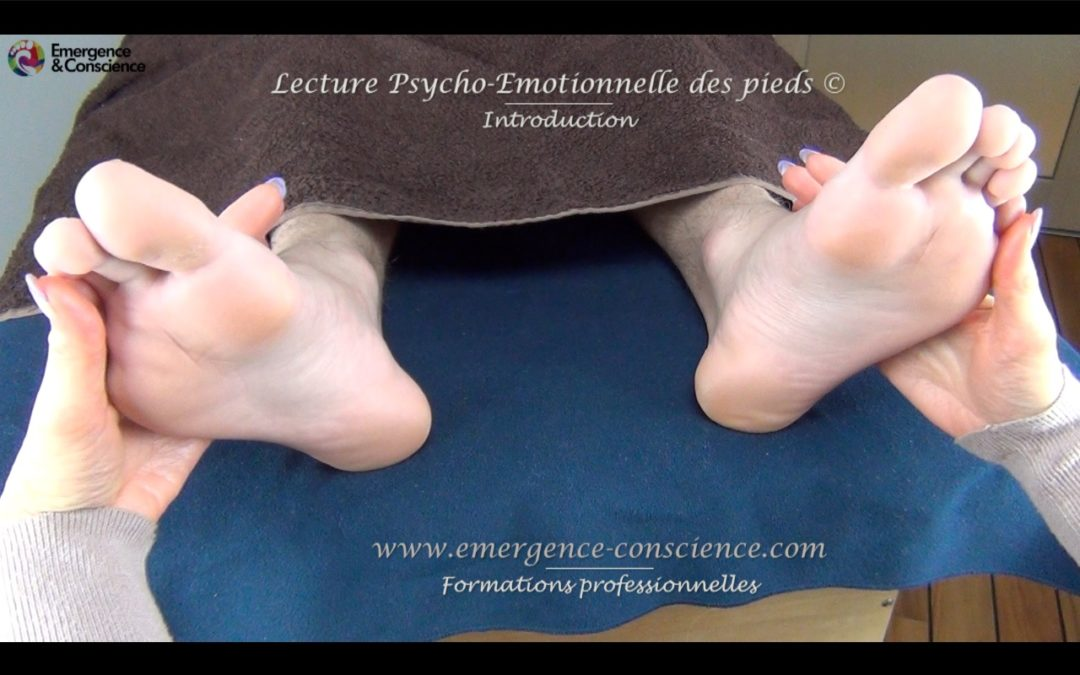 Vidéo – Extrait Lecture émotionnelle des pieds